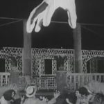 Ghost hand in Amorous History 1931