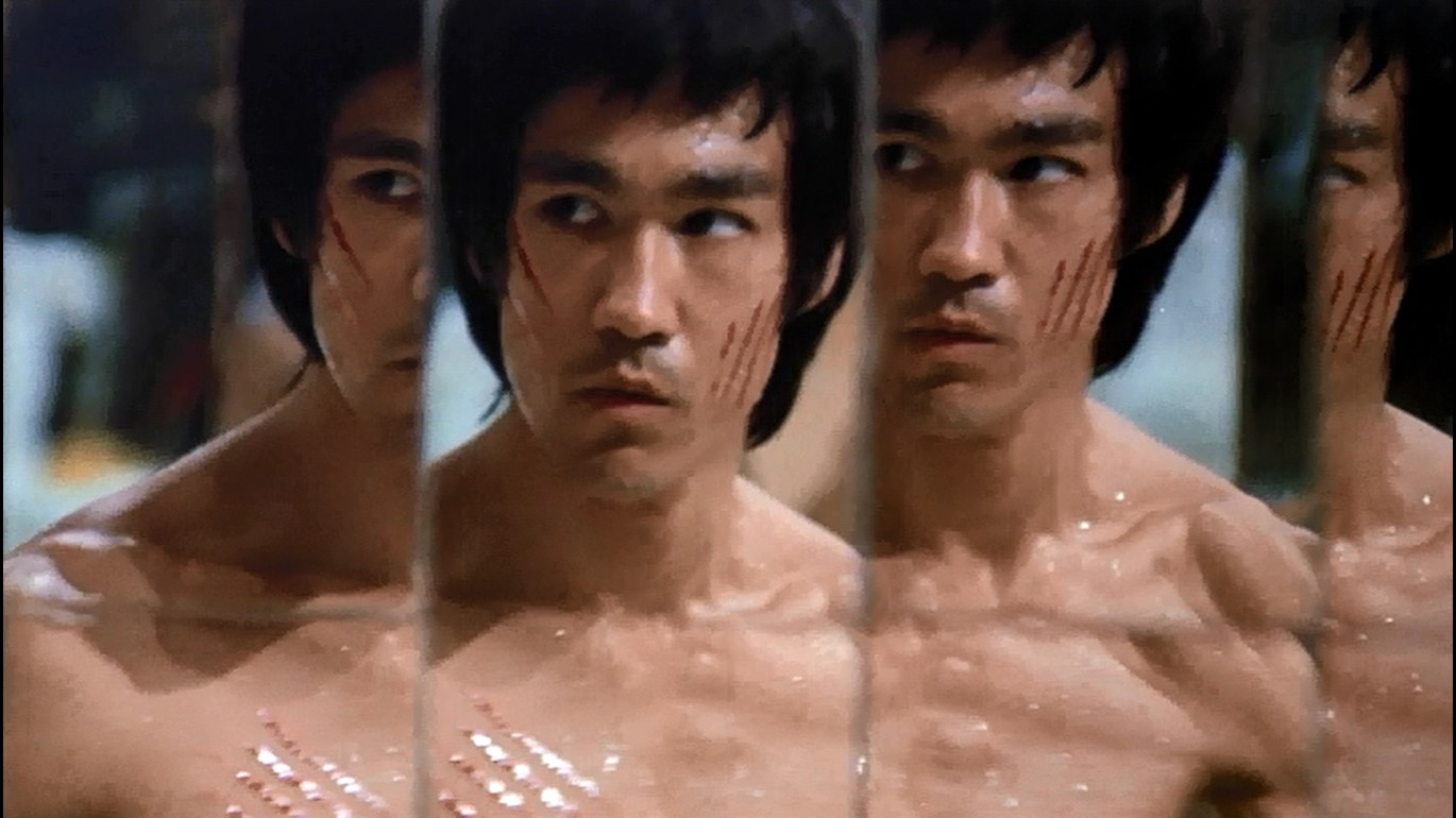 Bruce Lee Enter the Dragon mirrors