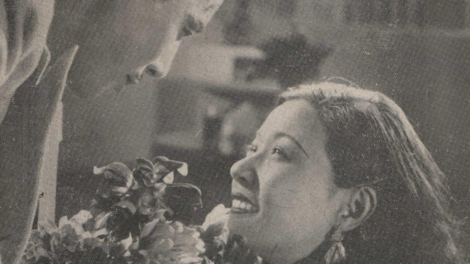 Ruan Lingyu and Wang Nairong 1935