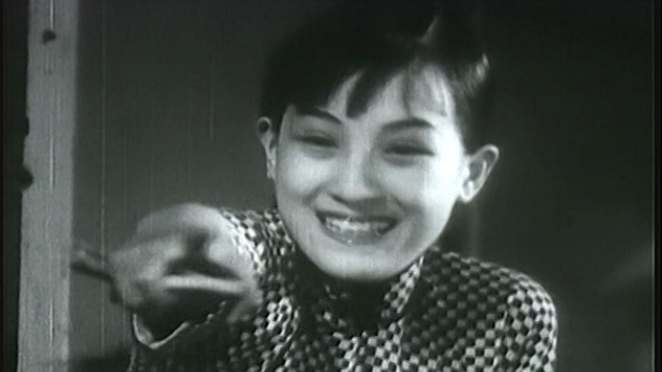 Zhou Xuan in Street Angels 1937